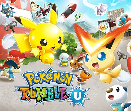 Pokémon Rumble U - Wii U [Digital Code] by Nintendo