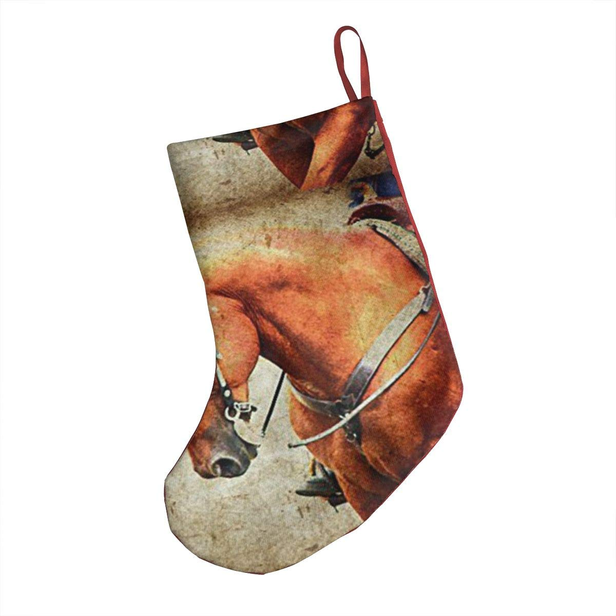 Western Christmas Stockings Personalized.Amazon Com Personalized Christmas Stocking Western Horse