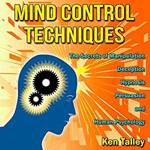 Mind Control Techniques Audiobook