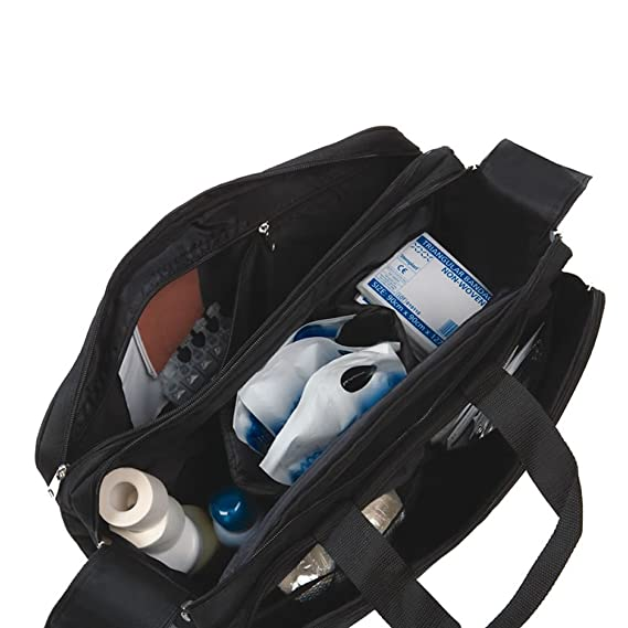 ab573bcd7b85 Sports Team Run On Football- Physio First Aid Kit Bag (Equipped)   Amazon.co.uk  Sports   Outdoors