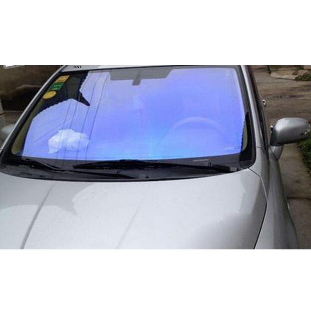 Amazon.es: [hoho] coche Auto ventana frontal Nano cerámica anti-UV Solar Tint