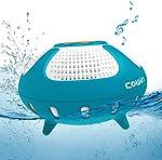 IPX7 Floating Bluetooth Speaker, Cowin Smile Waterproof Bluetooth Speakers Portable Wireless