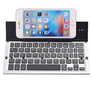 ZXYWW Teclado portátil para iPad Tableta Android Ordenadores ...