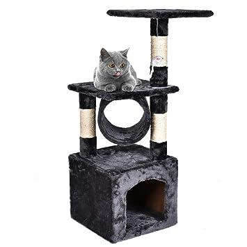 NIKINA - Árbol de casa para Gato, Torre de condo, Muebles ...