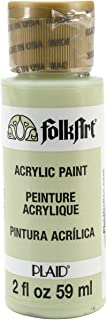 product image for FolkArt Acrylic Paint in Assorted Colors (2 oz), 526, Soft Apple