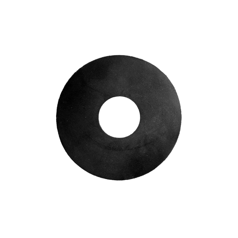 Danco 61271 外径2-1/4インチx内径1/2インチx壁1/8インチ ゴム蛇口ワッシャー、 1袋につき1つ入り 2-1/4