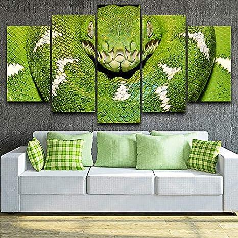mmwin Sala de Estar HD Decoración para el hogar Impreso ...