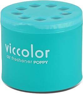 VicColor Gel Based Japanese Under-The-CarAir Refresher/Odor Eliminator Can (Green Apple Scented)