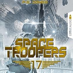 Blutige Ernte (Space Troopers 17)