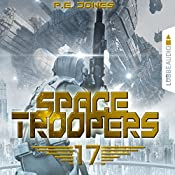 Blutige Ernte (Space Troopers 17) | P. E. Jones