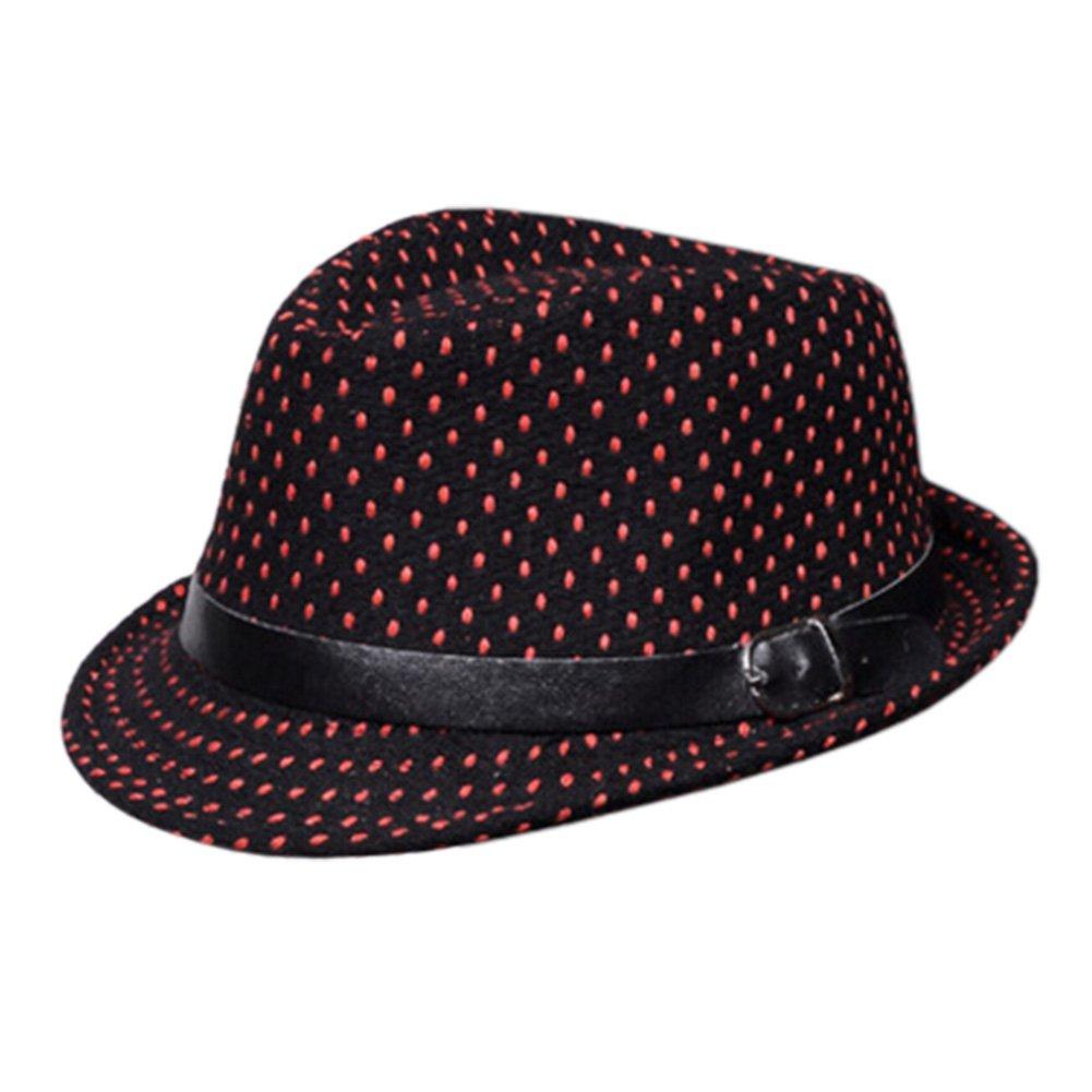 L/éger Cap Sunhat Angleterre Cap Blancho Unisexe Enfants Hat Fedora Chapeau