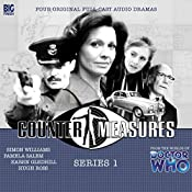Counter-Measures Series 1 | Paul Finch, Matt Fitton, Ian Potter, Justin Richards