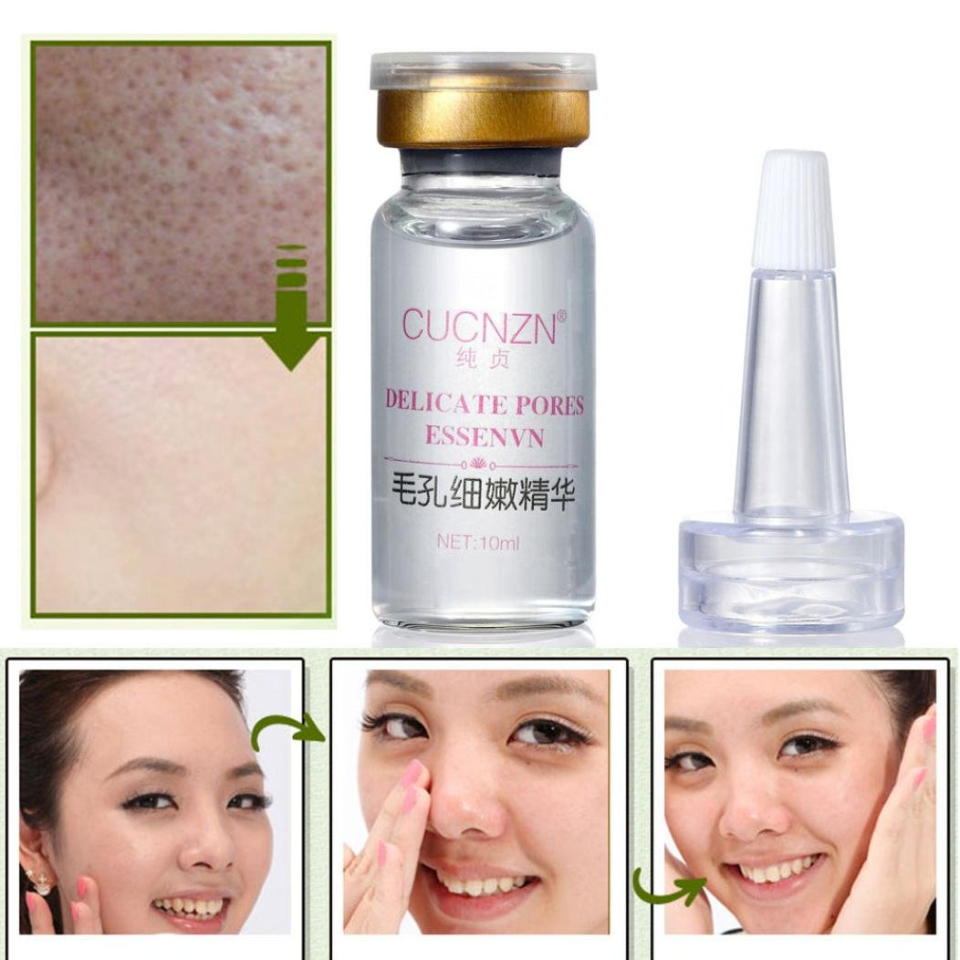 LANDFOX Shrink Pores Collagen Strong Anti Wrinkle Hyaluronic Acid Serum