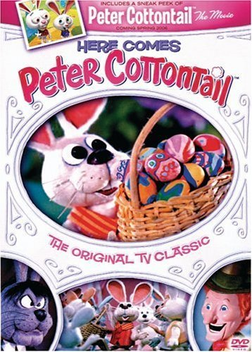 Here Comes Peter Cottontail DVD