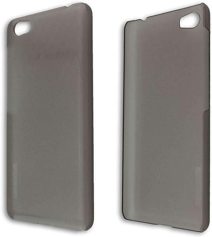 Caseroxx Vernee Mars Shock Proof Smartphone Case Mobile Phone Case Back Cover Plastic Plastic Transparent Black Amazon De Elektronik