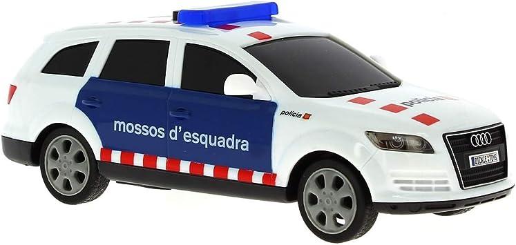 COCHE PATRULLA MOSSOS: Amazon.es: Juguetes y juegos