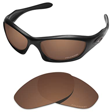 9b89034b19 Tintart Performance Replacement Lenses for Oakley Monster Dog Polarized  Etched