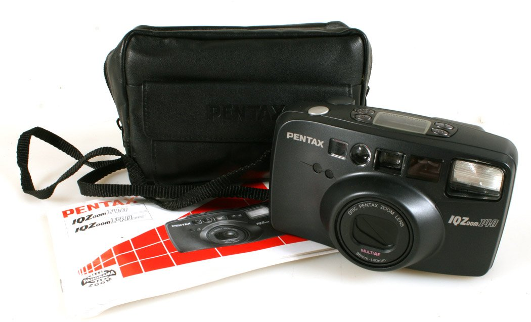 pentax iqzoom 140 in orig case w manual amazon ca camera photo rh amazon ca Super Pentax IQZoom 145M Pentax IQZoom 200