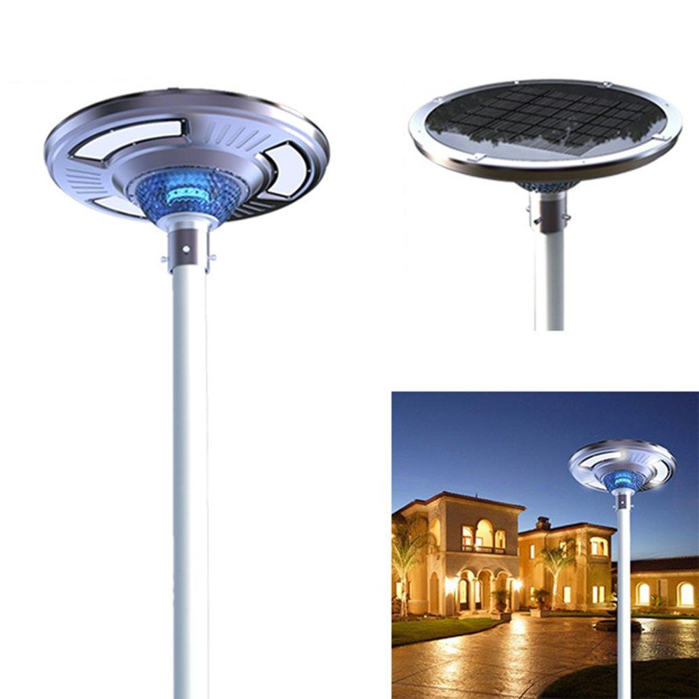 eLEDing EE820W-RH15 Round Solar Power Smart Led Street Light