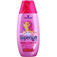 Schwarzkopf Supersoft Kids Skin Friendly pH Shampoo & Conditioner 250 mL