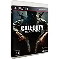 Jogo Call Of Duty Black Ops - PS3