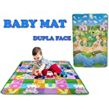 Tapete De EVA Baby Mat Dupla Face 180x120cm