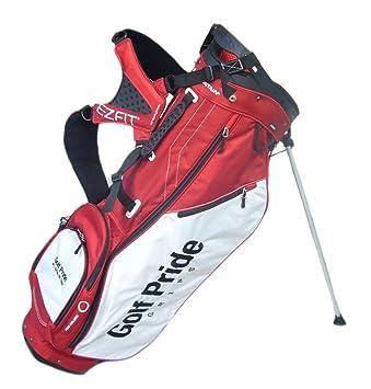 Nuevo Sol montaña Collegiate soporte bolsa con logo de golf ...