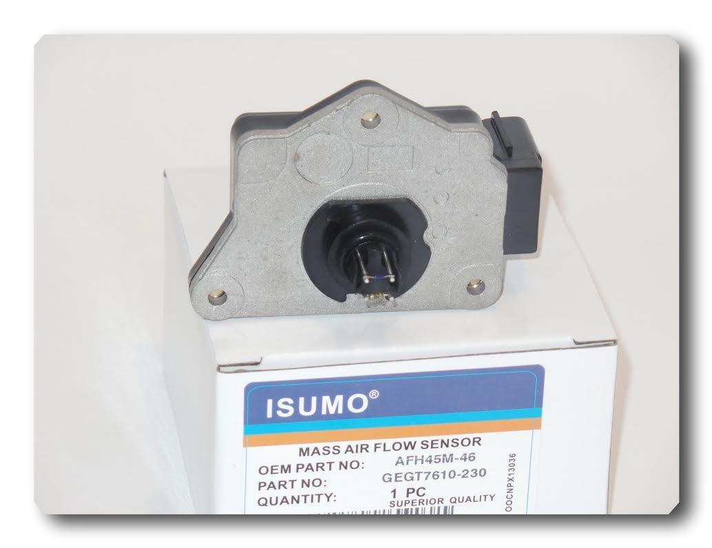 Mass Air Flow Sensor Afh45 M46 Fitsfits Nissan 100nx Detector Circuit 16l 91 94 Sentra Non Us Sunny 14 90 19 Ii I Petrol 95