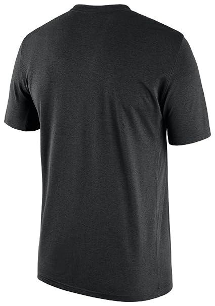sale retailer 7163e b945e Amazon.com  Nike Colorado CU Buffalo Legend Logo T-Shirt Black  Sports    Outdoors