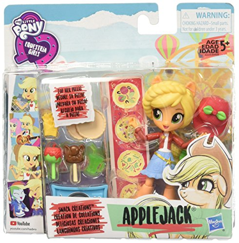 My Little Pony Equestria Girls Applejack Snack Creations