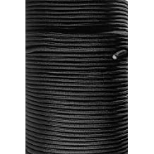 OxGord Paracord Mil Spec Type III 7 Strand Parachute Commercial Grade Nylon Cord Spool for Outdoor Hiking Wristband Bracelet Strong Strength Rope Tie Down