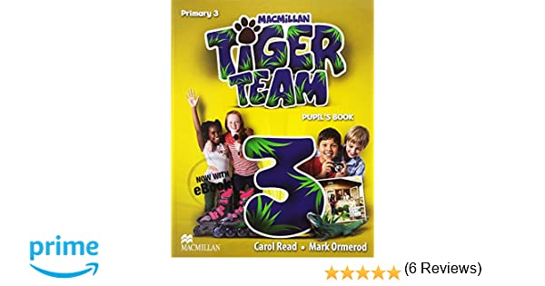 TIGER 3 Pb (ebook) Pk: Amazon.es: Carol Read, Mark. Ormerod ...