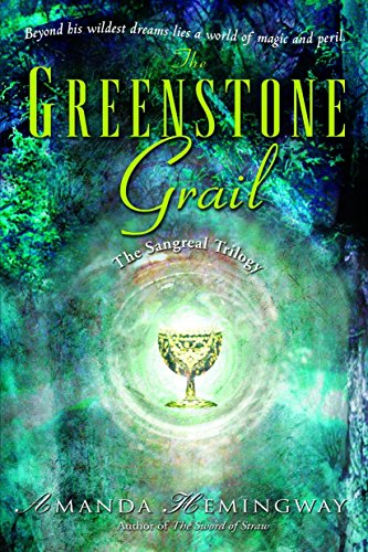 The Greenstone Grail: A Novel (The Sangreal Trilogy)