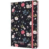 Caderneta - Pão Diário Notas flores - 20x14cm, Pão Diário, 9781680434699, Floral