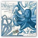 Michel Design Works Octopus Cocktail Napkins, Set of 20