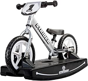 Strider 2-in-1 Rocking Bike, for Ages 6 Months to 5 Years