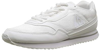2a8eb2aa3539 Le Coq Sportif Louise Sport, Baskets Femmes, Beige (Optical White Blanc),