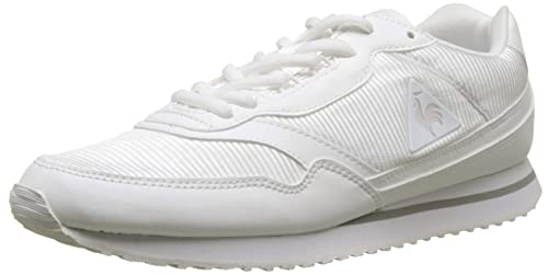 Le Coq Sportif Louise Sport Optical White, Zapatillas para Mujer: Amazon.es: Zapatos y complementos