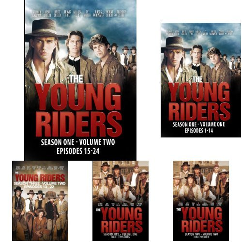 The Young Riders: The Complete Seasons 1-3 - Digitally Remastered