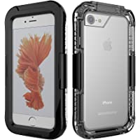 oHeng iphone 7 Funda impermeable estupendo del protector para el iPhone 7, 4.7 pulgadas Extremadamente Waterproofing las últimas actualizaciones funda del iPhone7 para la natación, el salto, el esquí etc.