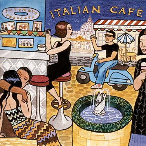 Putumayo Presents: Italian Cafe by Putumayo