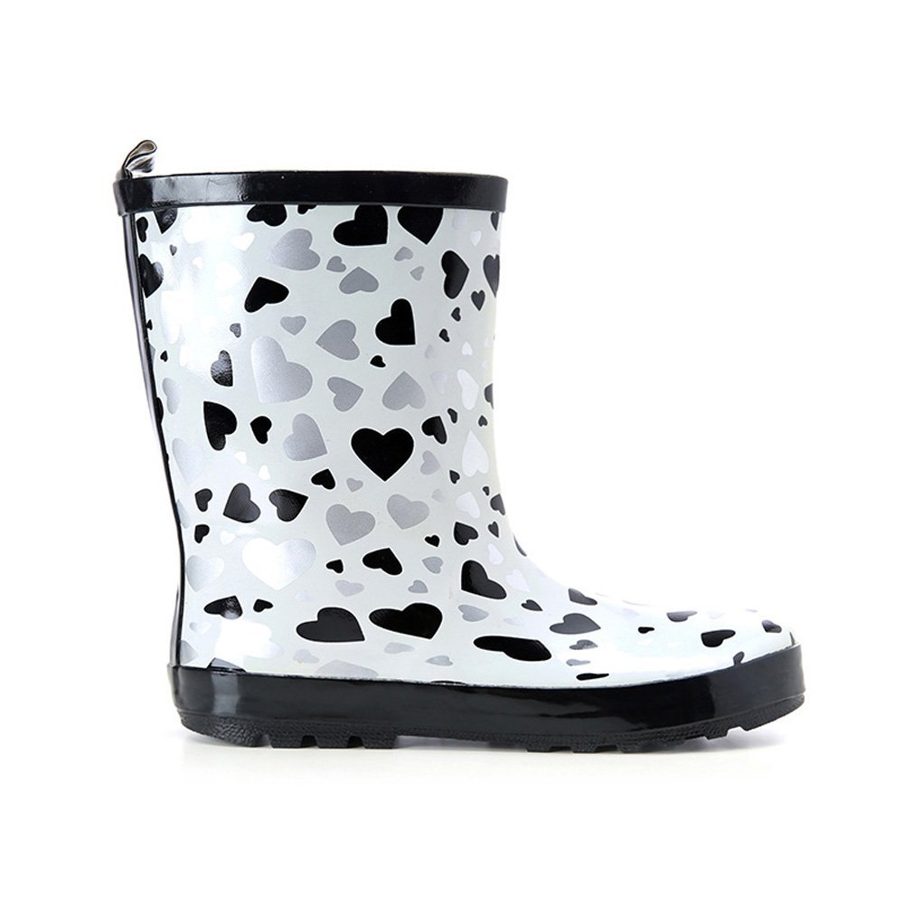 Magone Womens Love Rain Boots PVC Boots Fashion Rain Shoes by Magone (Image #2)