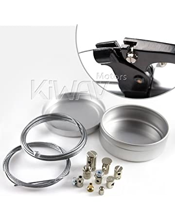 KiWAV universal clutch and throttle repair kit with collecting case