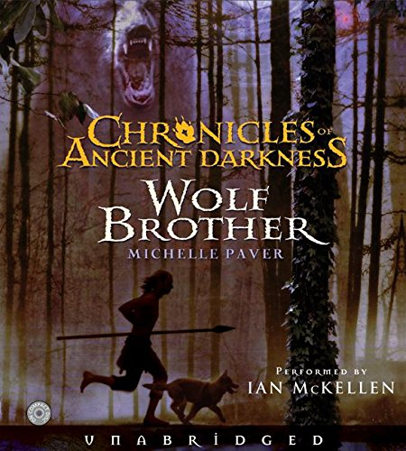 Chronicles of Ancient Darkness Book One: Wolf Brother by Brand: Katherine Tegen Books