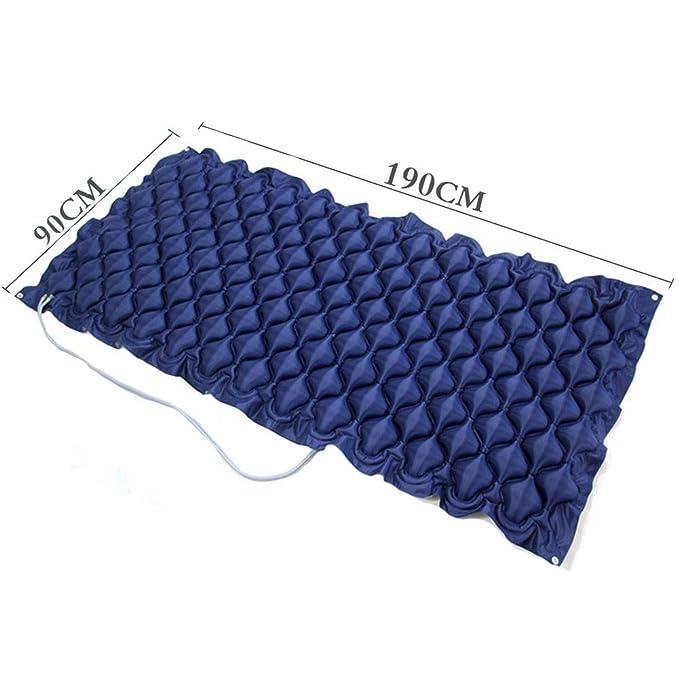 Colchón de aire antiescaras Diseño transpirable Ahorro de ...