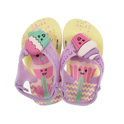 outlet in vendita colori armoniosi risparmia fino al 60% Ipanema Sandali Ciabatte MINHA Gelato Baby Bimba 2604722053 ...