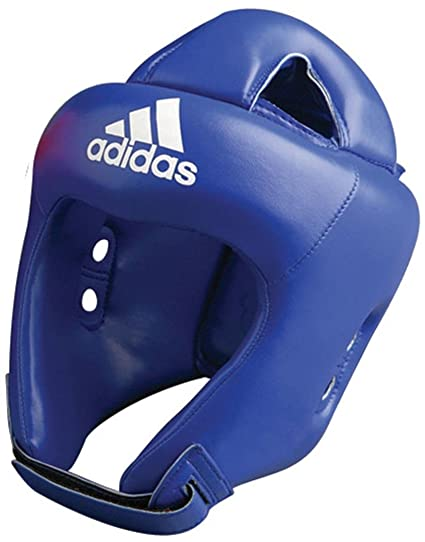 c85dbae143c34 adidas Boxing/Martial Arts Fighter Head Protection Gear Rookie Headguard  Helmet