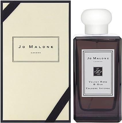 Amazon.com: Jo Malone terciopelo rosa y Oud Eau de Colonia ...
