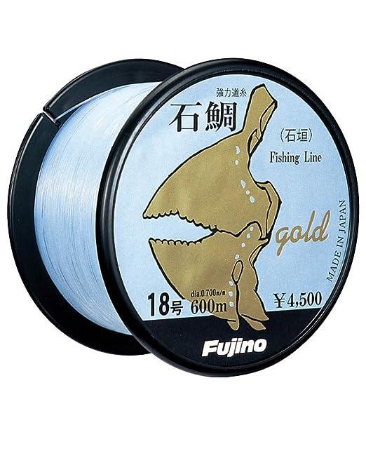 Fujino(フジノ)ライン石鯛ゴールド600m18号の画像