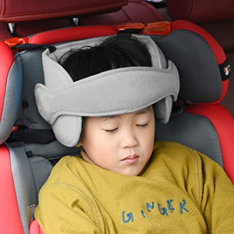 Baby Child Head Support Stroller Buggy Pram Car Seat Belt Sleep Safety Strap